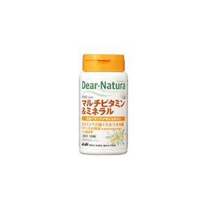 アサヒフードアンドヘルスケア ディアナチュラ マルチビタミン&ミネラル 120粒 ASAHI FOOD&HEALTHCARE|beautyfive