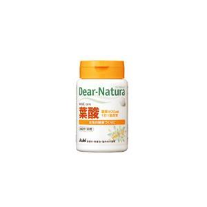 アサヒフードアンドヘルスケア ディアナチュラ 葉酸 30粒 ASAHI FOOD&HEALTHCARE|beautyfive