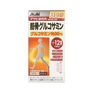アサヒフードアンドヘルスケア 筋骨グルコサミン 30日分 240粒 ASAHI FOOD&HEALTHCARE|beautyfive