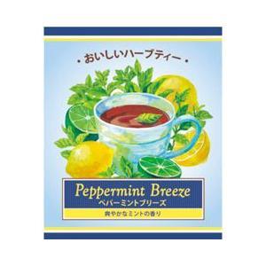生活の木 おいしいハーブティー ペパーミントブリーズ(ティーバッグ) 10ヶ入 TREE OF LIFE HERB TEA PEPPERMINT BREEZE|beautyfive