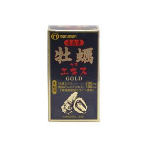 マルマン 広島産牡蠣エキスゴールド 120粒 MARUMAN|beautyfive