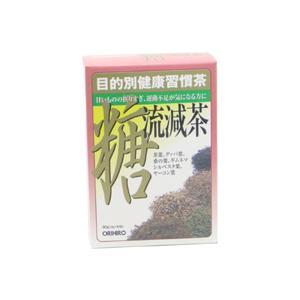 オリヒロ 目的別健康習慣茶 糖流減茶 3g×30包 ORIHIRO|beautyfive