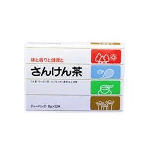 スズケン さんけん茶 ティーバッグ 8g×32包 SUZUKEN|beautyfive