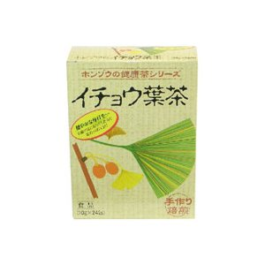 本草製薬 ホンゾウのイチョウ葉茶 24包 HONZO|beautyfive