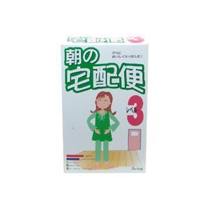 昭和製薬 朝の宅急便 レベル3 6g×24包 SHOWA SEIYAKU|beautyfive