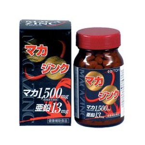 井藤漢方製薬 マカジンク 180粒 ITOH KANPO|beautyfive