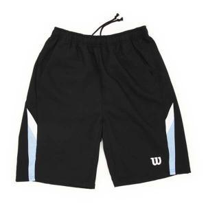 ウィルソン ハーフパンツ [サイズ:S] [カラー:ブラック] #WTAW17H-BL WILSON|beautyfive