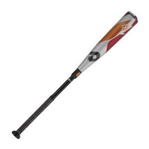 ウィルソン DeMARINI(ディマリニ) 少年硬式野球用バット ヴードゥ 新基準対応 [サイズ:2232(81cm630g平均)] [カラー:シルバー×オレンジ] #WTDXJLRUD WILSON|beautyfive
