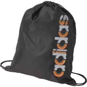 アディダス ロゴナップサック U [カラー:ブラック×オレンジ] [サイズ:36×44cm] #ECH97-CF6838 ADIDAS|beautyfive