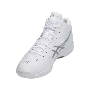 アシックス ゲルフープ V10 バスケットボールシューズ [サイズ:22.5cm] [カラー:ホワイト×シルバー] #TBF339-0193 ASICS GELHOOP V 10|beautyfive