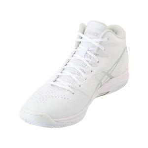 アシックス ゲルフープ V11 バスケットボールシューズ [サイズ:23.0cm] [カラー:ホワイト×シルバー] #1061A015-119 ASICS GELHOOP V11|beautyfive