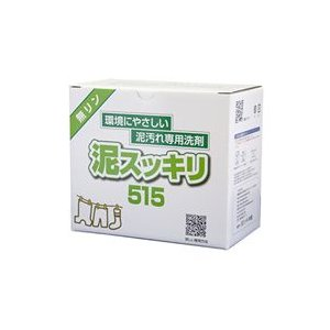 DOROSUKKIRIHONPO 泥スッキリ本舗 泥スッキリ515 ユニフォーム泥汚れ専用洗剤 無リン #515 1.5kg