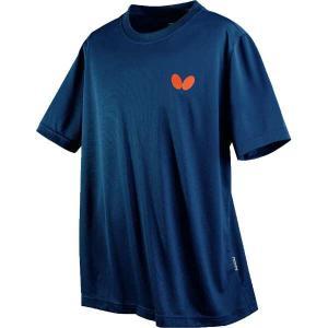 バタフライ ウィンロゴ・Tシャツ [サイズ:O] [カラー:ネイビー] #45230-178 BUTTERFLY WINLOGO T-SHIRT|beautyfive