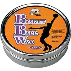 (500円OFFクーポン 1/31 23:00まで)ホワイトベアー バスケットボールワックス ボール用保革・クリーナー剤 #7-A 200g WHITE BEAR|beautyfive