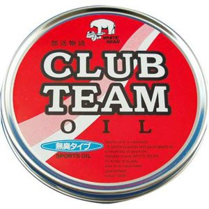 (500円OFFクーポン 1/31 23:00まで)ホワイトベアー クラブ・チームオイル 固形保革油 #7-B 200g WHITE BEAR|beautyfive