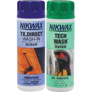 ニクワックス ツインパック(テックウォッシュ&T...の商品画像