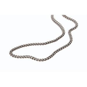 (500円OFFクーポン 9/30 23:00まで)ファイテン チタンチェーンネックレス [サイズ:50cm] #TC05 PHITEN|beautyfive