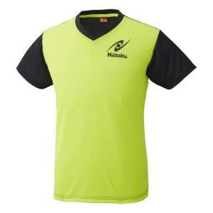 ニッタク VネックTシャツ-4 [サイズ:M] [カラー:ライトグリーン] #NX2090-41 NITTAKU VNT-4|beautyfive