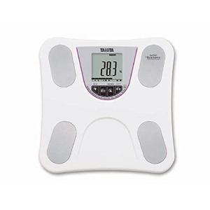 タニタ 体重・体組成計 乗るピタ機能 ホワイトBC-754-WH beautyh