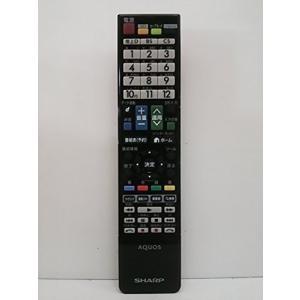 シャープ(SHARP)液晶テレビ 純正リモコン GB080WJSA(0106380437)|beautyh