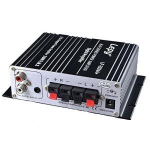 Lepy デジタルアンプ LP-2024A + Tripath TA2024 + 12V 5Aアダプター付属|beautyh