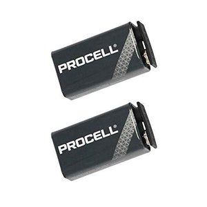【DURACELL】PROCELL デュラセル プロセル 9V電池 エフェクター/楽器用アルカリ電池...