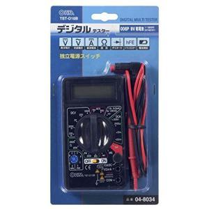 オーム電機 マルチデジタルテスター TST-D10B|beautyh