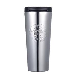 海外限定 Starbucks Etched tumbler 473ml スターバックス エッチング TOGOロゴステンレスタンブラー*海外直配送* (|beautyh