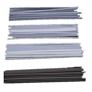 Beho-50PCSプラスチック溶接棒ABS / PP/PVC / PE溶接プラスチック溶接の200ミリメートル|beautyh