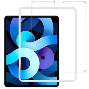 NIMASO ガイド枠付き ガラスフィルム iPad Air 第4世代 用 iPad Pro 11 第2世代 第1世代 対応 保護 フィルム|beautyh