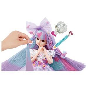 リカちゃん ドール ゆめいろリカちゃん カラフルチェンジ (おもちゃ屋が選んだクリスマスおもちゃ2020 「女の子向け玩具」部門2位選出商品)|beautyh