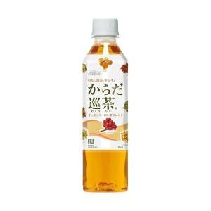 からだ巡茶 410mlPET×24本 コカ・コーラ直送商品以外と 同梱不可 【D】【サイズE】|beautyhair
