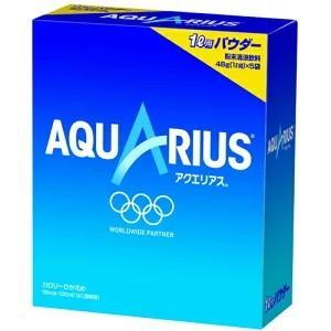 アクエリアス パウダー 5箱(25袋入) コカ・コーラ直送商品以外と 同梱不可 【D】【A】|beautyhair