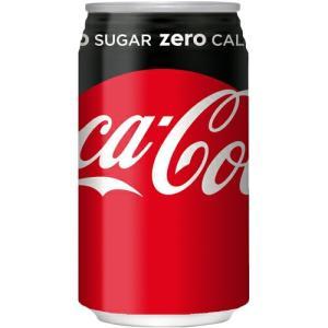 コカ・コーラ ゼロ 350ml缶×24本 北海道 コカ・コーラ直送商品以外と 同梱不可 【D】【サイズD】|beautyhair