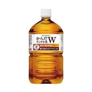 からだすこやか茶W 1050mlPET×12本 コカ・コーラ直送商品以外と 同梱不可 【D】【サイズE】【TIME】【stm】|beautyhair