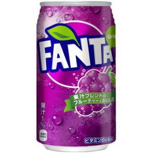 ファンタ グレープ 350ml缶×24本 コカ・コーラ直送商品以外と 同梱不可 【D】【サイズD】 beautyhair