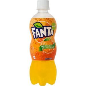 ファンタ オレンジ 500mlPET×24本 コカ・コーラ直送商品以外と 同梱不可 【D】【サイズE】 beautyhair