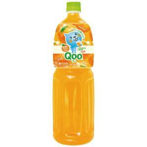ミニッツメイド Qoo(クー) みかん 1500mlPET×8本 コカ・コーラ直送商品以外と 同梱不可 【D】【サイズE】|beautyhair