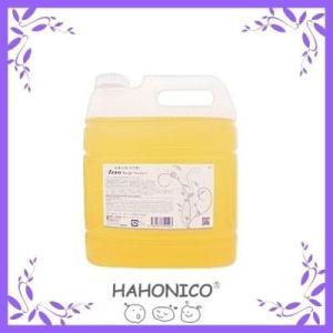 ハホニコ キラメラメ ゼロチャージシャンプー 4000ml(業務用サイズ・詰替)-|beautyhair