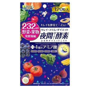 医食同源ドットコム 232 夜間Diet酵素 120粒...