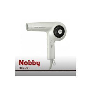 Nobby マイナスイオン ヘアードライヤー NB2503 ホワイト|beautyhair