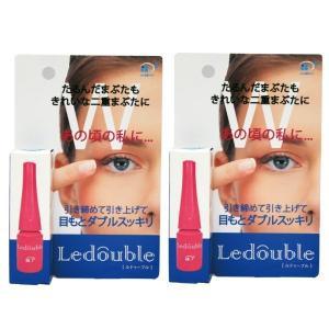 (2個セット)大人のルドゥーブル Ledouble 2ml 二重まぶた形成化粧品【正規代理店】(定形外送料無料)|beautyhair