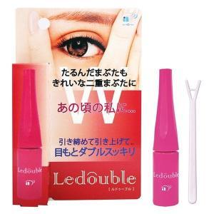 大人のルドゥーブル Ledouble 4ml 二重まぶた形成化粧品【正規代理店】(定形外送料無料)|beautyhair