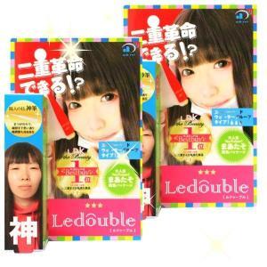 (2個セット)まあたそルドゥーブル Ledouble 4ml 二重まぶた形成化粧品【正規代理店】(ゆうパケット送料無料)|beautyhair