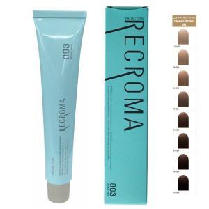 ナンバースリー リクロマG 各種 80g 白髪染め用 ヘアカラ 1剤 (医薬部外品)|beautyhair