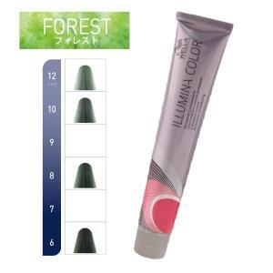 ウェラ イルミナカラー 80g 業務用 ヘアカラー 1剤 フォレスト  (選べる明るさ 6 8 10 12)|beautyhair
