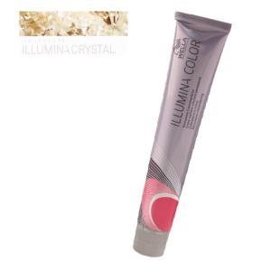 ウェラ イルミナカラー 80g 業務用 ヘアカラー クリスタル|beautyhair