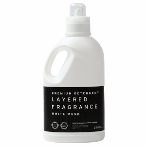 LAYERED FRAGRANCE レイヤードフレグランス ファブリックソフトナー 1000ml (柔軟剤) ホワイトムスク  正規取扱店|beautyhair
