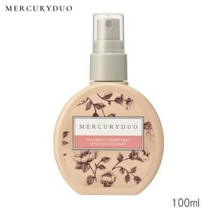 MERCURYDUO FRAGRANCE BODY MIST マーキュリーデュオ フレグランス ボディミスト SENSUAL ELLEGANCE 100ml (クリックポスト送料無料)|beautyhair