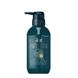 モンゴ流 シャンプー 薬用 オーガニクス 320ml 医薬部外品 スカルプケア オーガニックハーブの香り(送料無料)|beautyhair